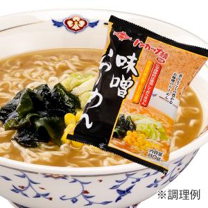 ノンカップ麺 味噌らーめんイメージ